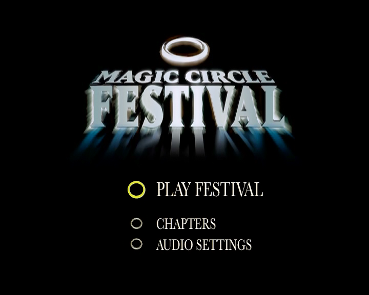 Manowar - Magic Circle Festival Vol.1 Y Vol.2 [4 DVDs Full]
