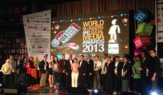 Blogger Malaysia Menang Anugerah