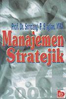 toko buku rahma: buku MANAJEMEN STRATEJIK, pengarang sondang p. siagian, penerbit bumi aksara