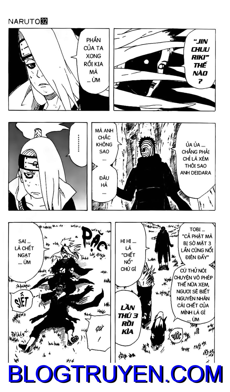 Naruto chap 281 Trang 17 - Mangak.info