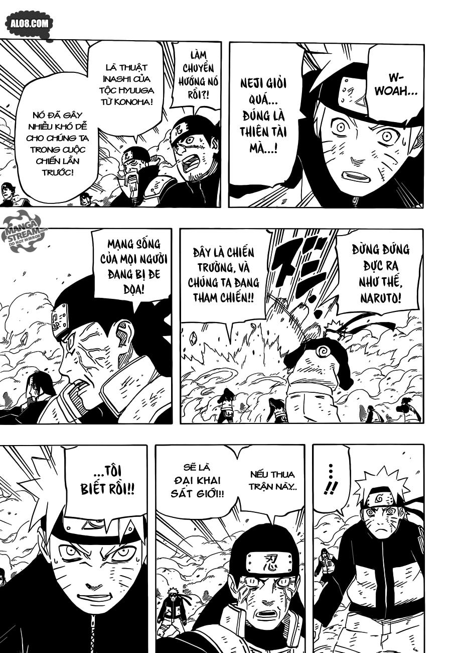 Naruto chap 614 Trang 3 - Mangak.info