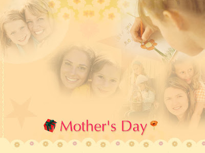 Free Download Mother's Day PowerPoint Background 2
