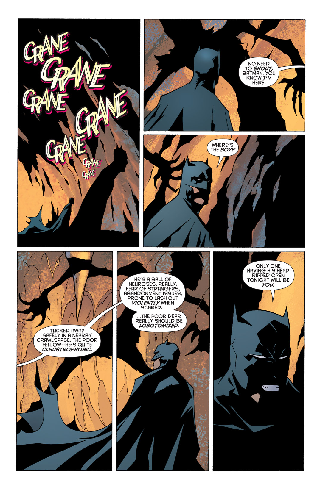 Detective Comics (1937) Issue #848 Page 7