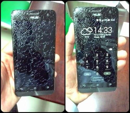 Thay màn hình Zenfone 5