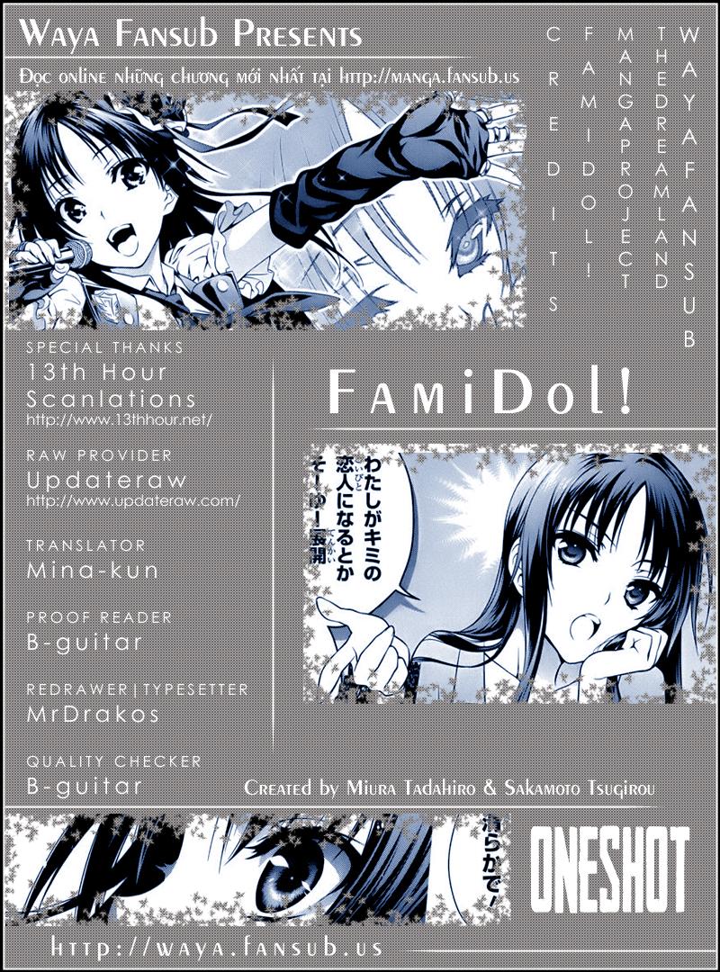 TruyenHay.Com - Ảnh 2 - FamiDol! #1