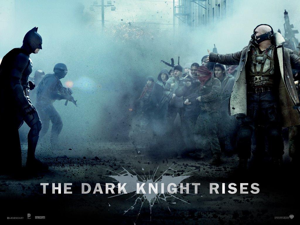 Batman: El Caballero de La Noche Asciende full HD Online