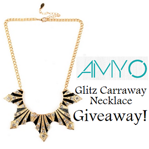 Enter the Amy O. Giveaway!