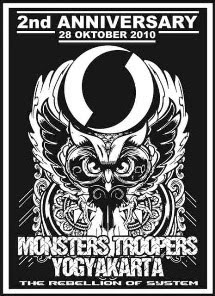 2nd Anniversary Monster Troopers
