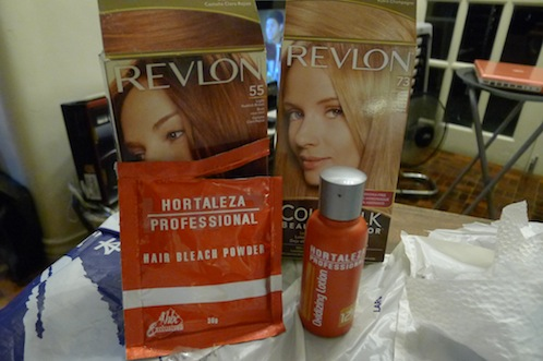 Traciethediva shopping guide diy ombre hair hair bleach powder i got mine at hbc hortaleza for 90 2 oxidizing lotion 12 some say its better to use 6 but i asked the sales lady and she said solutioingenieria Images