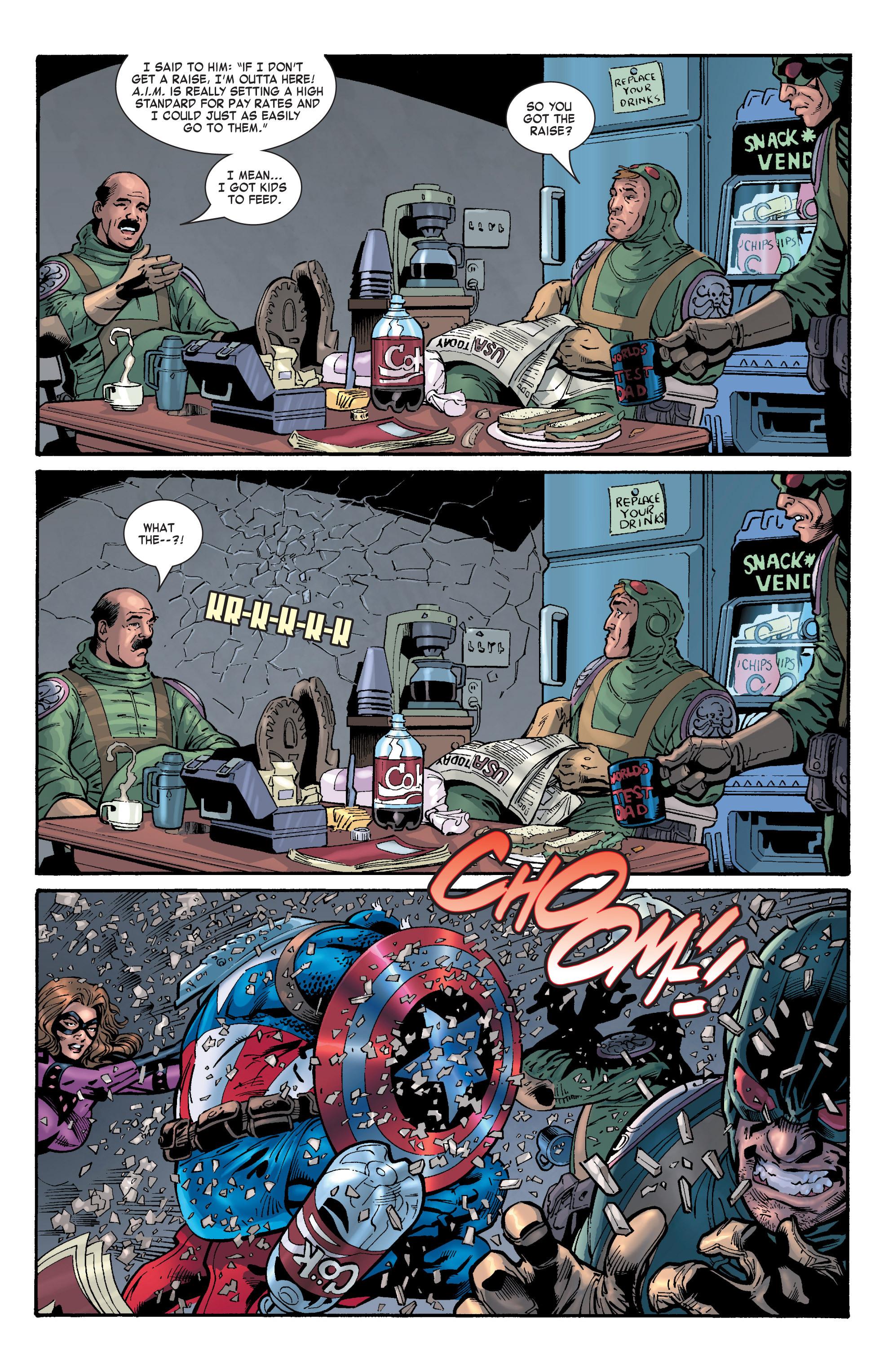 Captain America (2002) Issue #29 #30 - English 15