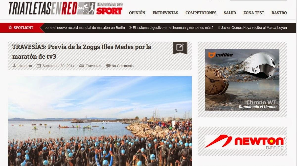 http://triatletasenred.com/travesias/travesias-previa-de-la-zoggs-illes-medes-por-la-maraton-de-tv3/