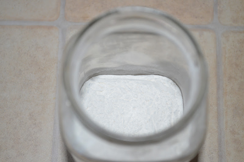 Заменитель погашенной соды - разрыхлитель дома