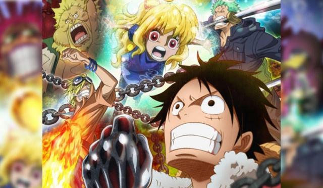 One Piece Trái Tim Vàng, One Piece Heart Of Gold