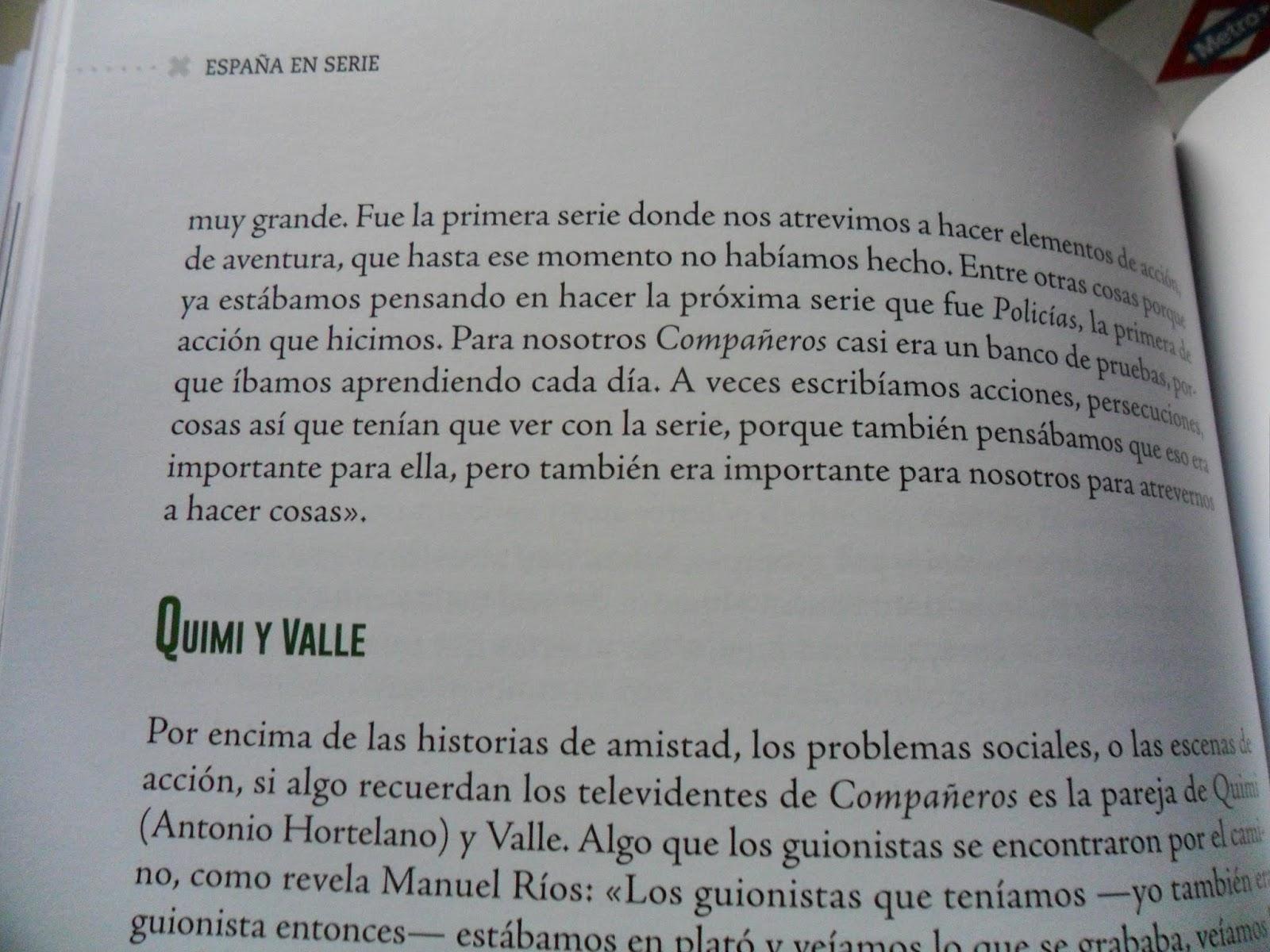 La historia de Eva Santolaria y Antonio Hortelano, en España en serie