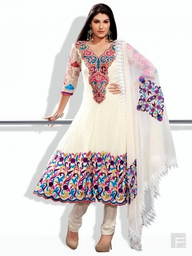 Hiba Designer Salwar Kameez Collection 2013 | Indian Party Wear