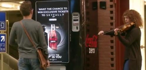 Coke Zero 007