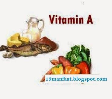Manfaat Vitamin A Bagi Kesehatan, Manfaat Vitamin A, Sumber vitamin A