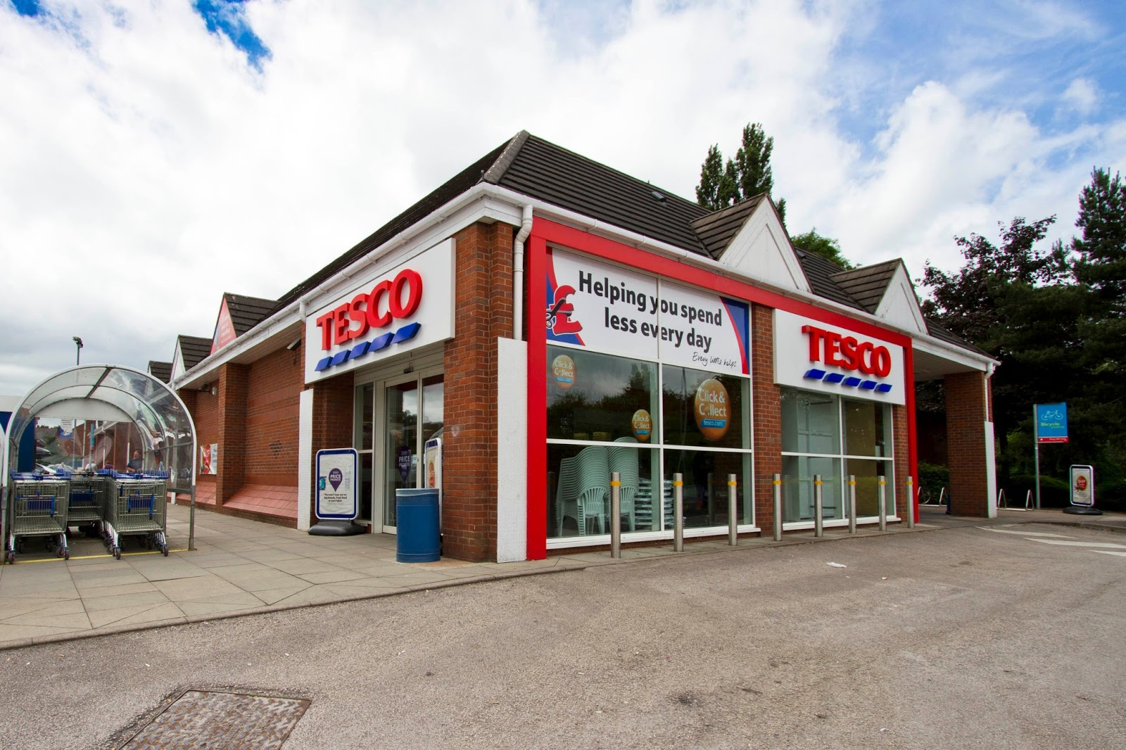 GOODBYE 'BIG' TESCO