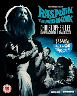 Rasputin: The Mad Monk 1966