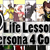 Top 5 Persona 4 Golden Life Lessons