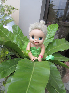 vegetable tinkerbell