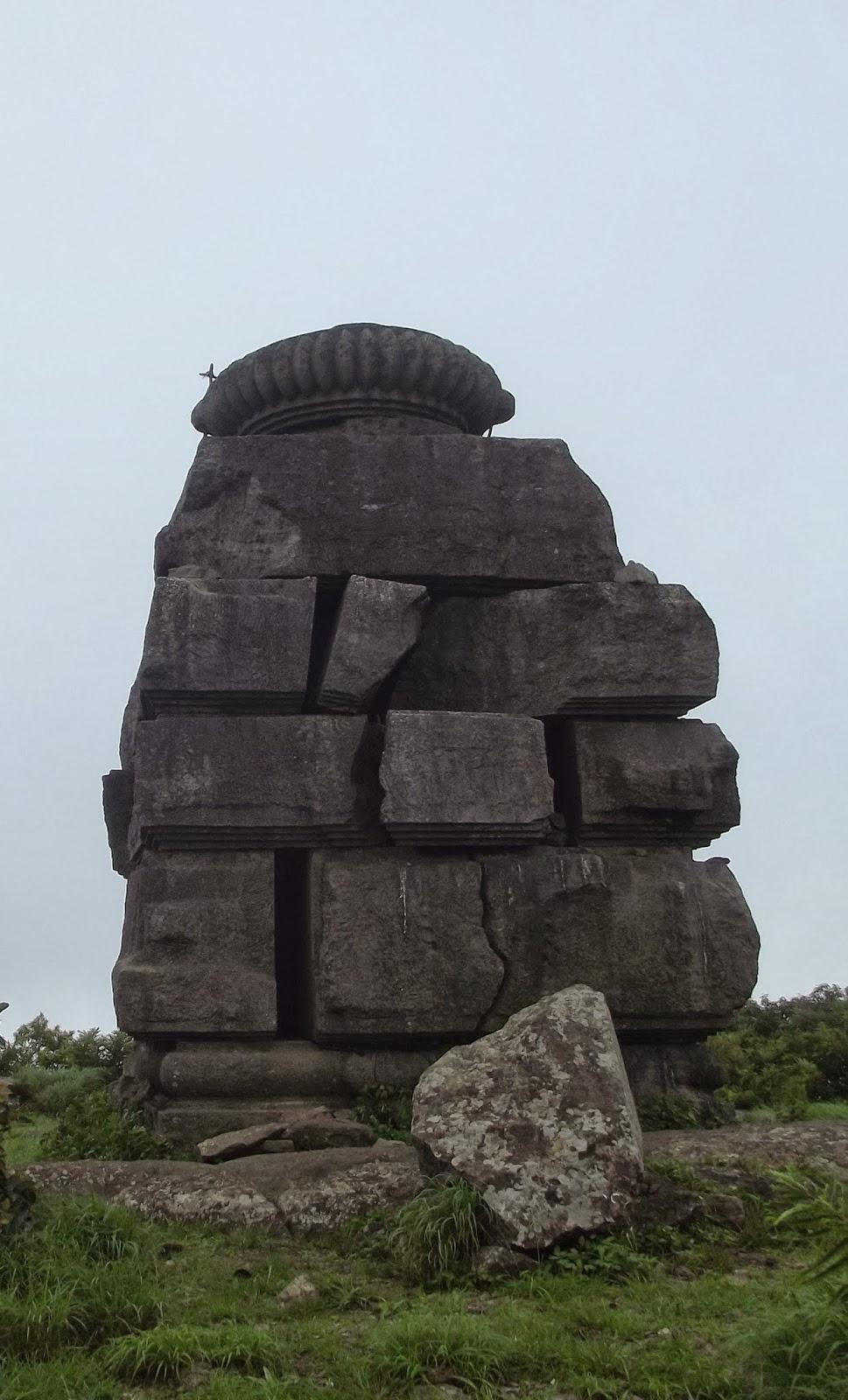 Bheema temple at Mahendragiri
