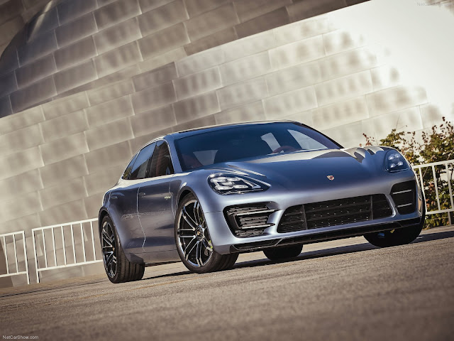Porsche Panamera Sport Turismo Concept Image
