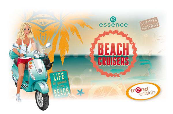 Novità: Essence Beach Cruisers 2014