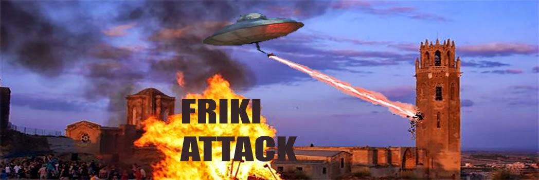 Friki Attack