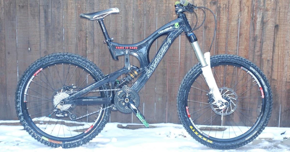 20 inch downhill - dual suspension - mountain bike   in