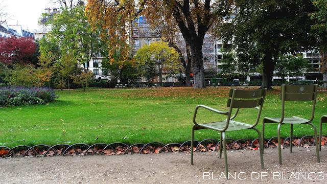 Jardin de Luxembourg - www.blancdeblancs.fi