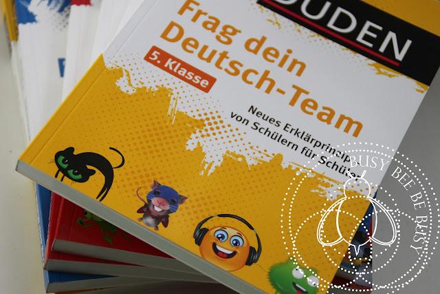 Gewinnspiel Frag dein Team von Duden