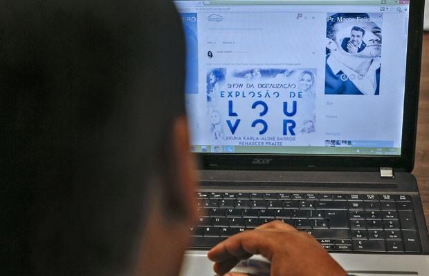 FaceGlória é acusado de 'cópia' pelo Facebook que pede mudança de nome