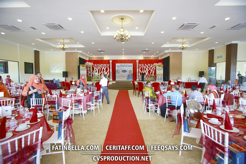 Dsaji kajang perdana avenue wedding venue in kajang feeqsays the promotion packages be started from rm2800 x 500 pax junglespirit Images