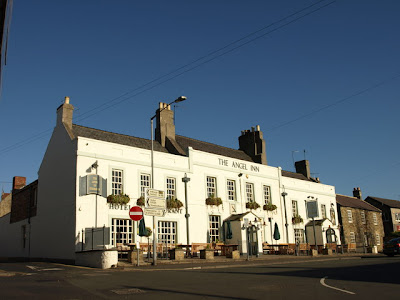 The Angel Inn, Corbridge