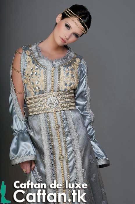 Caftan princesse d'un soir 2014