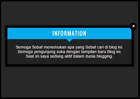 Dialog Box Dengan Custom Alert