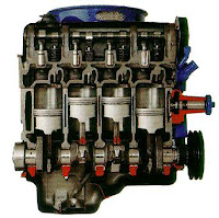 Tutorial Cara Menghitung Kapasitas Engine (Cc) Sepeda Motor dan Mobil