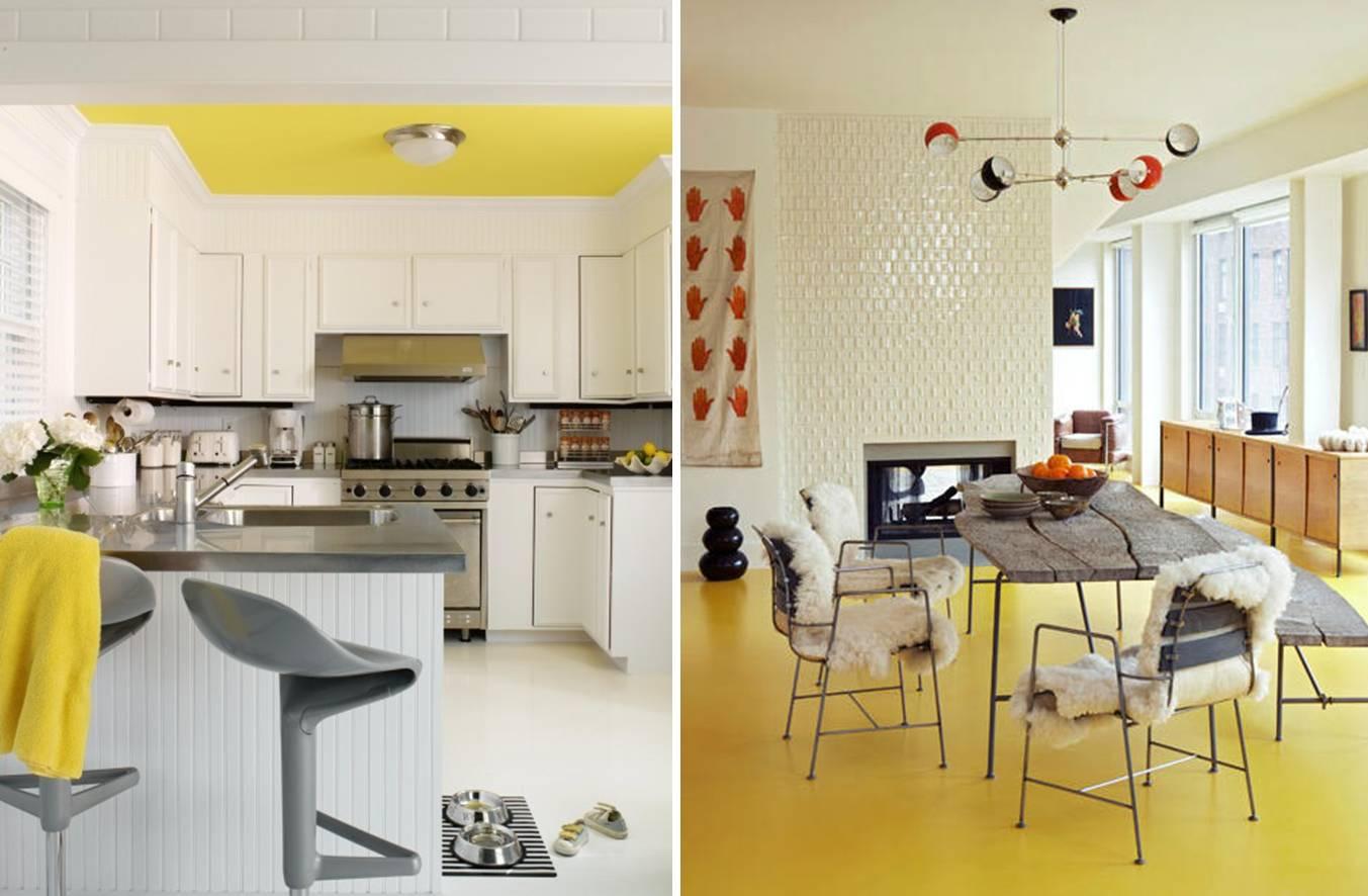 Salotto Grigio E Giallo ~ Idee per il design della casa