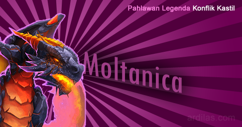 Moltanica - Pahlawan Legenda - Konflik Kastil