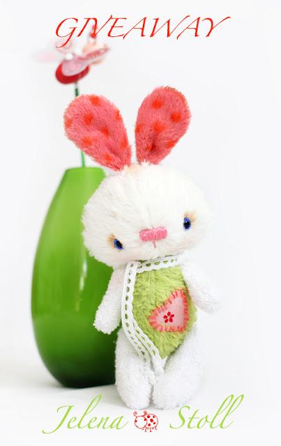 маленький милый зайчонок От Елены