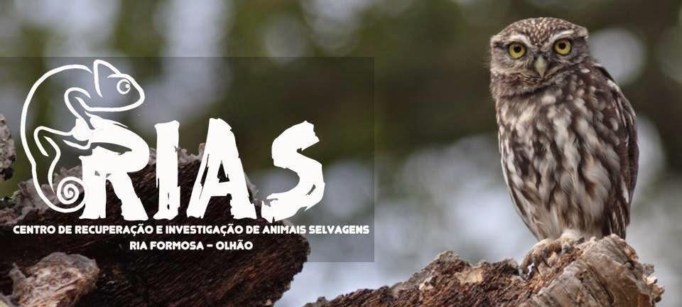 RIAS - Centro de Recuperação e Investigação de Animais Selvagens