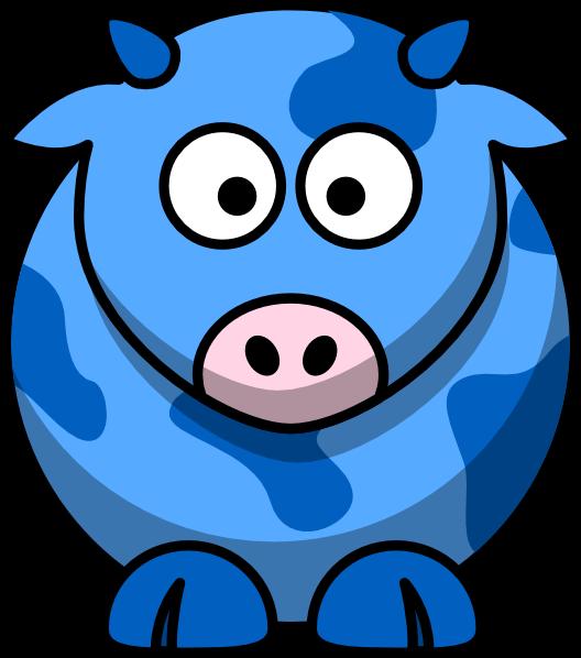 Blue Paint Png