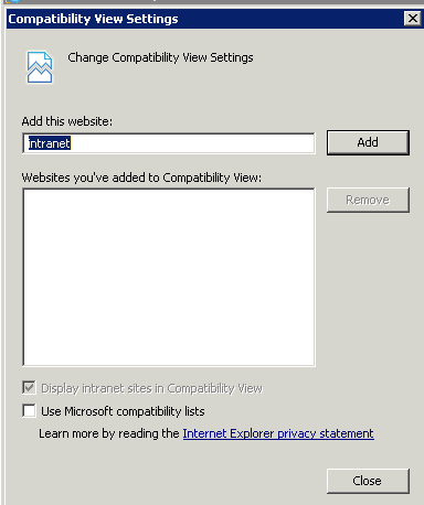 how to change back windows compatibility mode