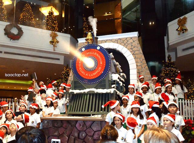 A Star For A Smile - Christmas Festivities @ Grand Millennium Kuala Lumpur