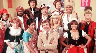 Mind your language comedy series