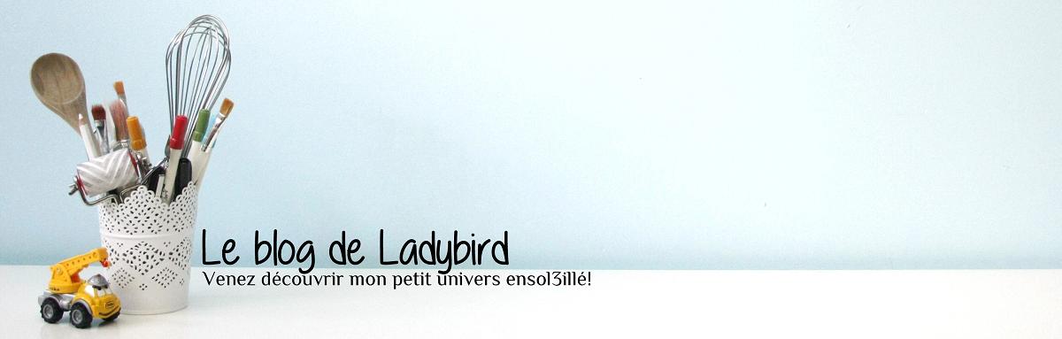 Le blog de Ladybird