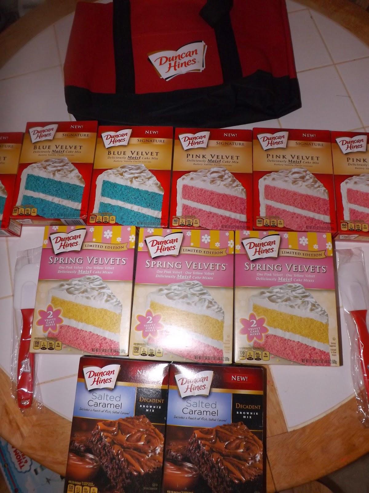 Duncan Hines Blue Velvet Cake Pops