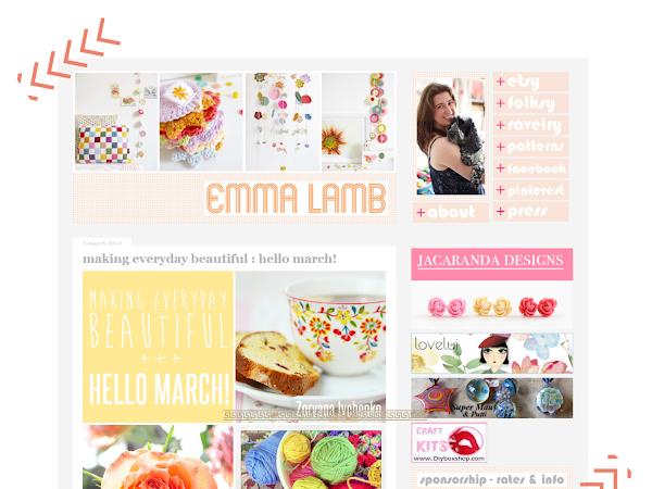 Celebrity in Creativity: Emma Lamb, The Queen Of Crochet