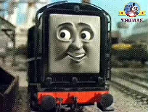diesel from thomas and friends - photo #17